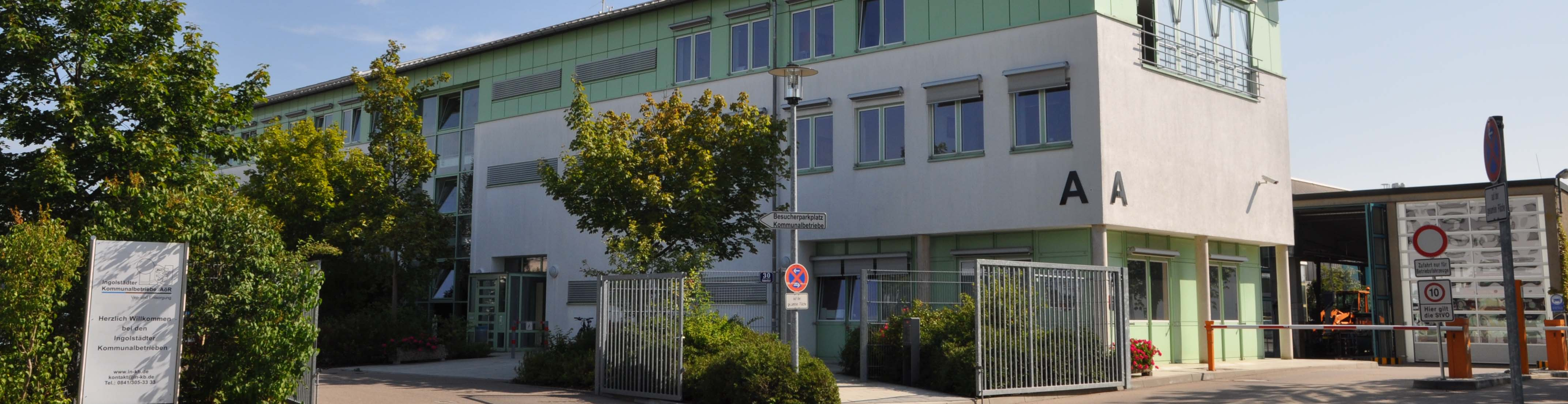 INKB Gebäude Hindemithstraße