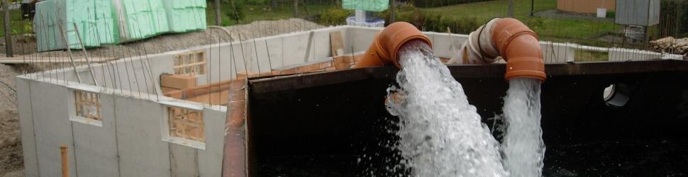 Bauwasserhaltung
